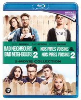 Bad Neighbours 1 & 2 (Blu-ray)