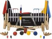 Junior Executive Croquet set, prachtige set voor de jeugd-met Tas