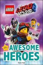 THE LEGO MOVIE 2 (TM) Awesome Heroes