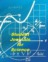 Student Journals for Science: Experiment Documentation and Lab Tracker