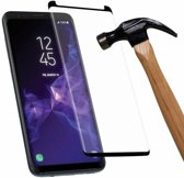 MP case Full case Samsung Galaxy S9+ Plus Tempered Glass Screen Protector glas folie 9H