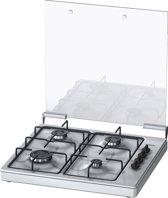 Siemens EB0C5PY80N Vrijstaande kookplaat - RVS