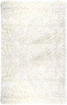 Hoogpolig tapijt gebroken wit 60 mm - 160 x 230 cm