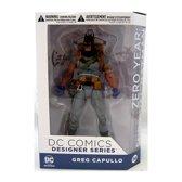 DC Designer Series: Greg Capullo Survival Gear Batman Action Figure
