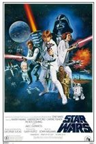 Star Wars-4-Episode IV-A New Hope-Film-Poster-61x91.5cm.