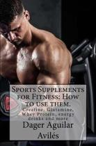 Sports Supplements for Fitness
