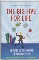 The Big Five for Life, Vervul je 5 grote levenswensen