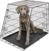Kerbl Hondenbench - Inklapbaar - 2 deuren