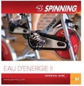 Spinning®  CD Volume 21 Eau d'Energie II