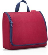 Reisenthel Toiletbag XL Toilettas 4L - Dark Ruby