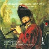 6 Flute Concertos Opus iv