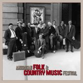 American Folk & Country Festival // 2cd Boxset Lp-Size, 76-Page Harcover Book