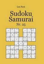 Sudoku Samurai Nr. 25