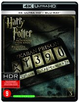Afbeelding van Harry Potter And The Prisoner Of Azkaban (4K Ultra HD Blu-ray)