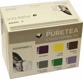 Pure Tea BIO Assortimentsverpakking B - 6 Smaken - 36 stuks