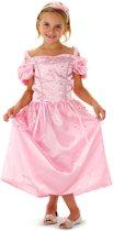 Traditionele Prinses - Kostuum - 6-8 Jaar