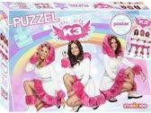 K3 : puzzel met poster - Dromen