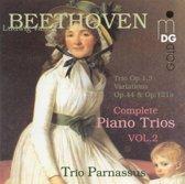 Complete Piano Trios Vol.2