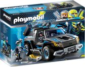 PLAYMOBIL Dr. Drone's 4x4  - 9254