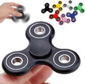 1 x Super Fidget Spinner - Hand Spinner  Stress Spinner Handspinner - WILLEKEURIGE KLEUR, LAAT JE VERRASSEN!