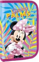 Disney Minnie Mouse Spring Palms - Leeg Etui - Multi