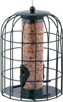 Esschert Design - Vogelvoederautomaat - Donker Groen - 18 x 18 x 33 cm