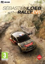 Sebastien Loeb Rally Evo - Windows