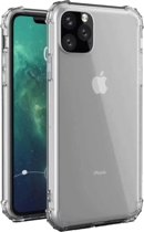 iPhone 11 hoes - Anti-Shock TPU Back Cover - Transparant