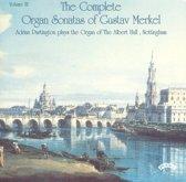 Complete Organ Sonatas Vol3