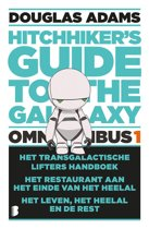 Afbeelding voor 'The hitchhiker's Guide to the Galaxy omnibus 1'