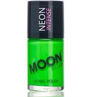 Moon-Glow Neon Nail Polish Groen