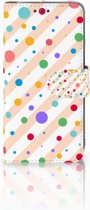 HTC U11 Life Hoesje Design Dots