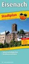 Stadtplan Eisenach 1 : 15 000
