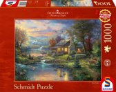 Nature Paradise 1000 pcs Puzzels
