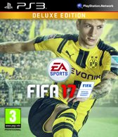 FIFA 17 -  Deluxe Edition - PS3