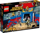 LEGO Super Heroes Thor vs. Hulk: Arenagevecht - 76088