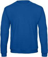 Senvi Fleece Crew Sweatshirt - Kleur: Royal – Maat: XL