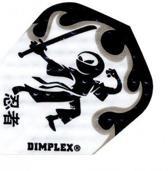 Harrows darts Flight 4017 dimplex ninja