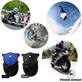 Skimasker - Motormasker -  Neopreen - Blauw| Pride Kings®
