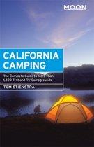 Moon California Camping, 20th Edition