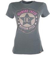 HKM T-Shirt -Brand New- grijs S