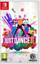 Cover van de game Just Dance 2019 - Switch