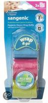 Tommee Tippee - Sangenic Wrap & Go Navulling