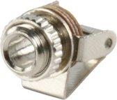 Valueline JC-022 3.5mm mono (F) Zilver kabel-connector