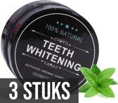 Natural Teeth Whitening - Activated Charcoal - Tandenbleker - Houtskool Poeder - Voor witte tanden