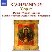 Rachmaninoff: Vesper