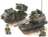 Artillerie eenheid