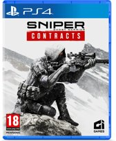 Cover van de game Sniper Ghost Warrior: Contracts - PS4