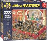 Jan van Haasteren The Opera - Puzzel 2000 stukjes