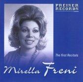 First Recitals 1959/1961